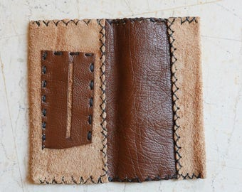 Fluffy Leather Tobacco Case