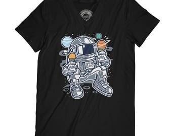 Fathers day shirt space t-shirt astronaut t-shirt space balls t-shirt ice screem t-shirt vintage t-shirt cartoon t-shirt APV41