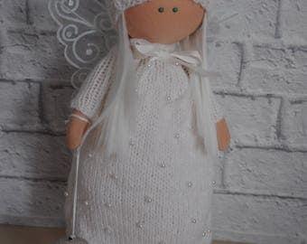 angel butterfly doll