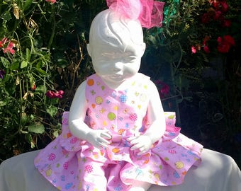 Baby Tiered Dress