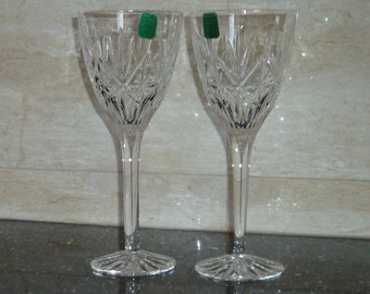 Edinburgh Crystal Classical Collection Wine Glasses
