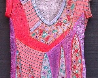 """EMBELLISHED CLOTHING ART 22""""x15"""""""