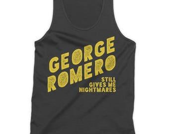 Romero Still Gives Me Nightmares Tank Top