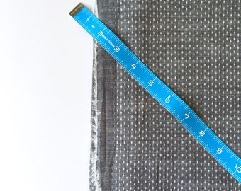 Made to Order Bias Tape or Quilt Binding, Handmade Bias Tape, Handmade Quilt Binding, 100% Cotton, Chambray, Indigo, Dots, Chambray Union