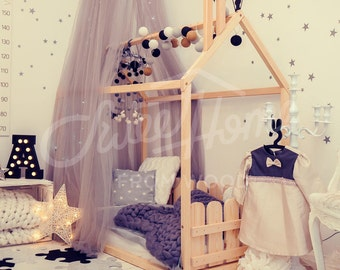 children bed twin size montessori bed floor bed children crib frame bed