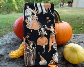 Halloween Party Traveler's fabric cover