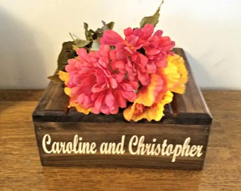 Wedding Cake Stand, Carved Cake Stand, Rustic Cake Stand, Wood Cake Stand, Personalized Cake Stand, Country Wedding decor