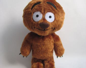 Malloy The Bear. Brickleberry Malloy.