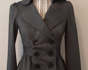 Vintage Double Breasted Jacket