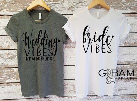 Boyfriend T-shirt / Mrs. Shirt / Bride Shirt / Future Mrs. / Maid of Honor shirt