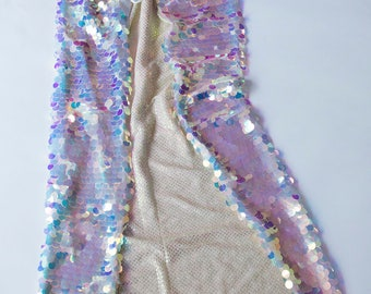Mermaid Iridescent Cape!