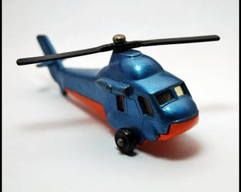 Old Toy Helicopter Etsy