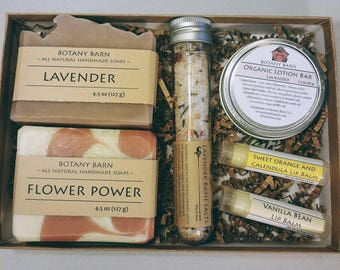 Spa Gift Set, Mother's Day Gift, Bath and Body Gift, Self Care, Gift for Women, Gift for Mom, Gift for Wife, Beauty Gift, Womens Gift, Soap