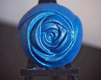 Blue Rose Bath Bomb - Pick Your Scent!!