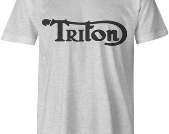 Triton Motorcycle Inspired T -Shirt