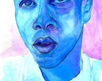 Tyler, the Creator Portrait
