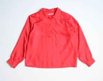 YVES SAINT LAURENT - Cotton shirt