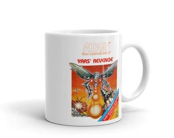 Atari Yar's Revenge Mug