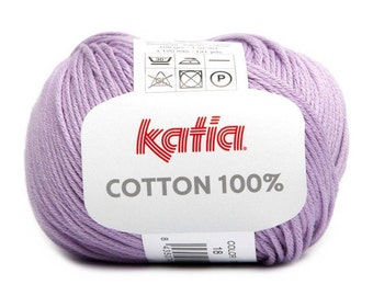 Cotton Yarn, Baby Cotton Yarn, Katia Cotton, Amigurumi Yarn, Yarn For Doll, Katia Yarn, Cotton Knitting Yarn, Knitting Yarn, Crochet Yarn