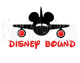 Disney Bound family shirt design Mickey Mouse SVG instant download design for cricut or silhouette
