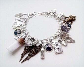 Supernatural sharm bracelet - Supernatural Jewelry