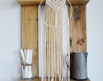 Macrame circle / wall decor / wall art