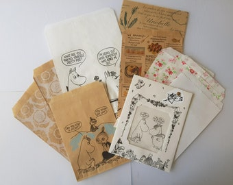 Fun Mixed Lot of Paper Bags 10pc