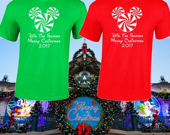 Walt Disney World family vacation matching t shirt christmas shirt magic kingdom epcot animal kingdom hollywood studios avatar pandora 2018