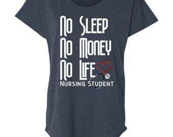 Nursing Student T-Shirt - Funny Nurse Student Shirt  - Nursing Student Gift - Nursing School - Student Nurse
