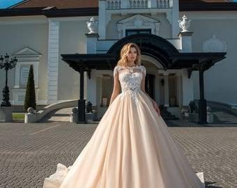 "Wedding Dress ""Elizabet"""