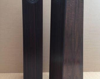 Blackwoods - Stereo pair floorstanding HiFi speakers
