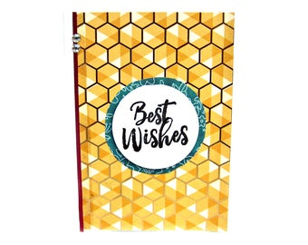 best wishes card, best wishes cards, birthday card, best wishes, thinking of you card, handmade greeting cards, good luck card, friend card