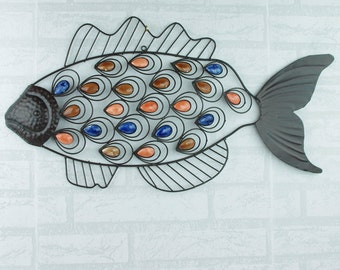 Fish Wall Art fish wall art | etsy