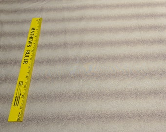 Pointe Pleasant-Brown Stripe Cotton Fabric by Nancy Rink for Marcus Fabrics