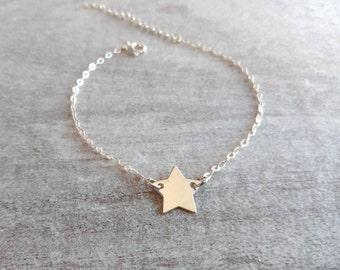 Star - Creation of chip bracelet