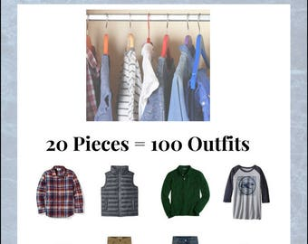 The Boy's Capsule Wardrobe: Fall 2017 Collection