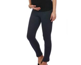 Maternity Pants, Stretch pants, Bump pants, Pregnancy Yoga Pants, Pregnancy pants, straight fit pants