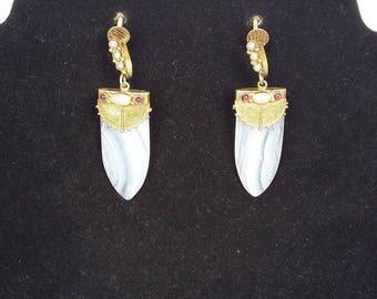 Pair of Exquisite Earrings