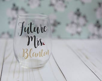 Future Mrs, engagement gift, engagement gifts for best friend, engagement gift for bride, engagement gifts for her, engagement gift