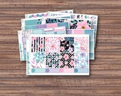 Petals Weekly Kit | Spring Planner Stickers | ECLP | Happy Planner | Recollections Planner | Weekly Planner Stickers | Spring Stickers