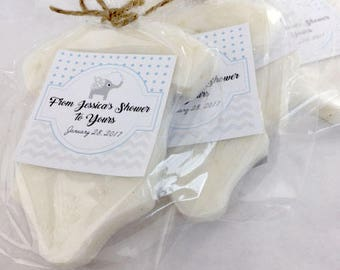 Soap Favors - Baby Favors - Wedding Favors - Holiday Favors - Vegan - Palm Free - Cold Process Soap