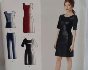 Cynthia Rowley ~ Simplicity 1315~  dress, top, pants Pattern ~ Size US 14-22 ~ Talla Euro 40-48 ~ Taille FR 42-500