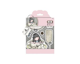 Sweet Tea - Gorjuss - rubber stamp
