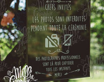 Stickers wedding Decoration, professional photo only!