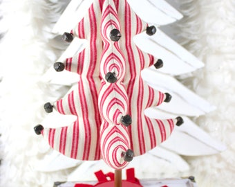 Small Christmas Tree Etsy - Red Christmas Tree For Sale