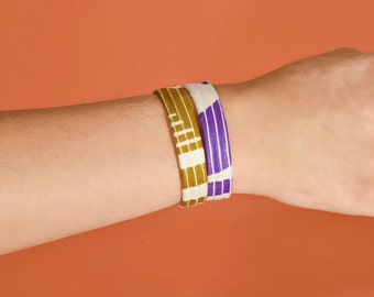 Women's bracelet in Wax | FAB0W | - | FAB6W |