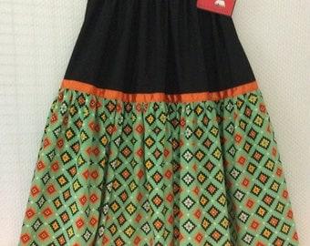 Native American Regalia *Nakoda Made* Ladies POW WOW Ribbon Skirt