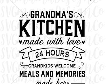 Little Grandma S Kitchen