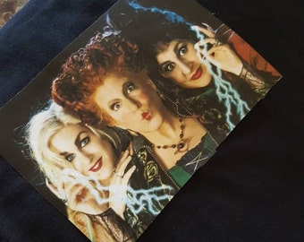 Free Shipping; Hocus Pocus; Winifred Sanderson; Sarah Sanderson; Mary Sanderson; Sanderson Sister's