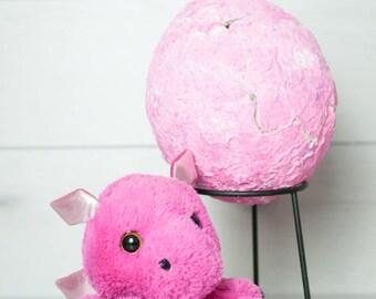 Medium Dragon Egg - Pink